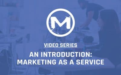 An Introduction: Marketing as a Service