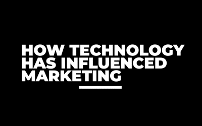 How Technology Has Influenced The Marketing World